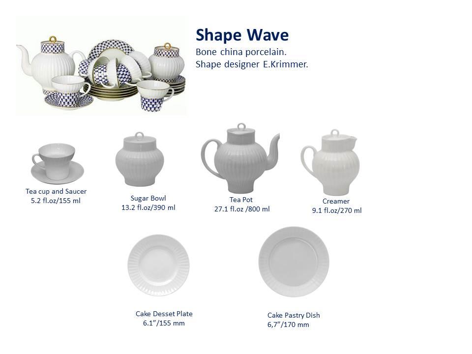 Shape Wave