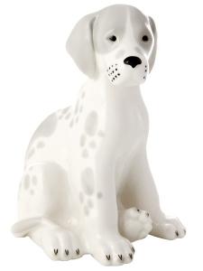 Dalmatian Puppy Dog Lomonosov Figurine