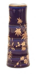 Flower Vase Bamboo Lomonosov Imperial Porcelain