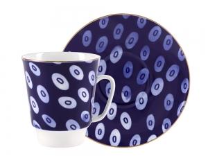Lomonosov Bone China Porcelain Coffee Cup May Gentle