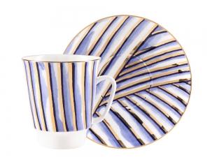 Lomonosov Bone China Porcelain Coffee Cup May Pure