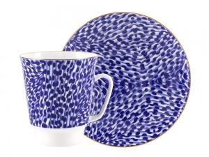 Lomonosov Bone China Porcelain Coffee Cup May Quiet