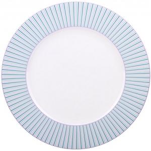 Lomonosov Imperial Porcelain Dinner Plate Tea Symphony 10.6