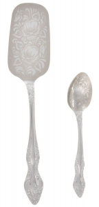 Stainless Steel Tea Spoons Set 7 items