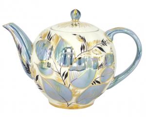 Lomonosov Imperial Porcelain Tea Pot Moonlight 3-Cup 20 oz/600 ml