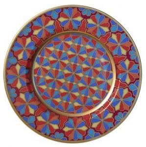 Decorative Wall Plate 10.4