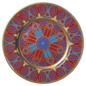 Decorative Wall Plate Mazarin Gothic #11 10.4