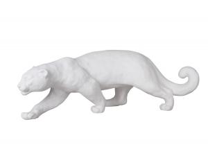 Amur Leopard Lomonosov Imperial Porcelain Figurine