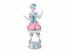 Collectible Lomonosov Figurine Sculpture Ballet Dancer