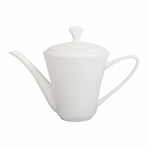 Lomonosov Imperial Porcelain Tea Pot Alexandria Recollection 27 oz/800 mlPorcelain Bone China Tea Pot Garden White 17 oz/500 ml