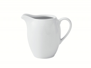 Lomonosov Porcelain Creamer Milk Jar Olympia White 5.1 fl.oz/150 ml