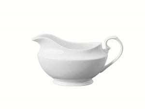 Lomonosov Porcelain Creamer Milk Jar Premium White 13.5 fl.oz/400 ml
