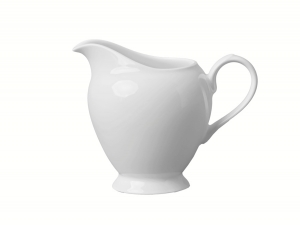 Lomonosov Porcelain Creamer Milk Jar Premium White 10.1 fl.oz/300 ml