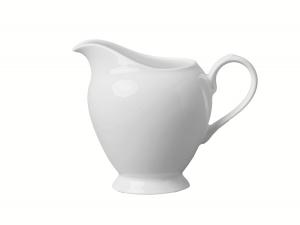 Lomonosov Porcelain Creamer Milk Jar Premium White 10.1 fl.oz/300 ml