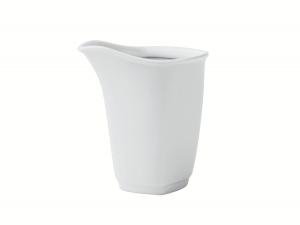 Lomonosov Porcelain Creamer Milk Jar Jasmine White 6.1 fl.oz/180 ml