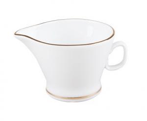 Porcelain Gravy Boat Youth Golden Ribbon 5.1 fl.oz/150 ml
