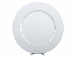 Lomonosov Porcelain Dinner Plate European-2 Omega Net 8.5