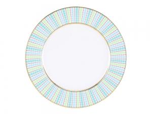 Lomonosov Porcelain Dinner Plate Dublin 8.5