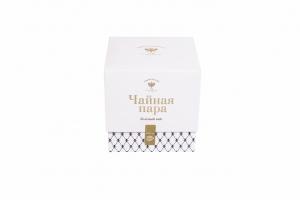 Green Tea 5.3 oz/100 gr in Cobalt Net Gift Box