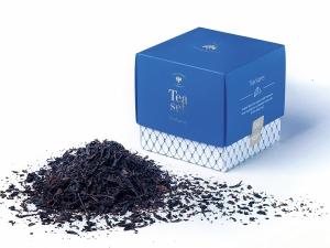 Black Tea Earl Grey Bergamot 5.3 oz/100 gr in Cobalt Net Gift Box