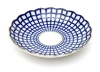 Lomonosov Imperial Porcelain Cake Cookie Biscuit Dish Cobalt Cell