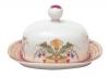 Lomonosov Imperial Porcelain Butter Holder Dish Moscow River