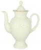 Lomonosov Imperial Porcelain Tea Pot Alexandria Recollection 27 oz/800 mlPorcelain Porcelain Bone China Coffee pot Classic-2 Golden Ribbon 21.3 fl.oz/630 ml