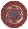 "Decorative Wall Plate Mazarin Gothic #8 10.4""/265 mm Lomonosov Imperial Porcelain"