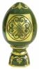 Easter Egg on Stand Byzantium 22 karat Gold Lomonosov Imperial Porcelain