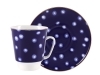 Lomonosov Bone China Porcelain Coffee Cup May Pulse