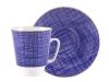 Lomonosov Bone China Porcelain Coffee Cup May Silk