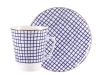 Lomonosov Bone China Porcelain Coffee Cup May Tweed