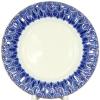 Lomonosov Imperial Porcelain Cake Dessert Plate Forget Me Not
