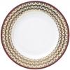 "Lomonosov Imperial Porcelain Dessert Plate Moscow River Flat 7.5""/190 mm"
