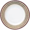 "Lomonosov Imperial Porcelain Dessert Plate Mowcow River 6.2""/160 mm"