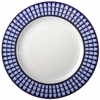 "Lomonosov Imperial Porcelain Mazarin Dinner Plate Classic of Petersburg 10.4""/265 mm"