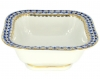 Lomonosov Imperial Porcelain Cobalt Net Salad Bowl (6 serv.) 50.7 fl.oz/1500 ml