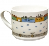 Lomonosov Imperial Porcelain Tea Cup Between Sky and Water 9.5 oz/280 ml
