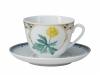 Lomonosov Porcelain Tea Cup Set Spring Trollius