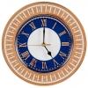 Lomonosov Porcelain Wall Clock Moscow Stars