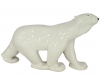 Polar Bear Walking Big Lomonosov Imperial Porcelain Figurine