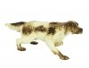 Setter Spotted Dog Lomonosov Porcelain Figurine