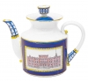 "Lomonosov Imperial Porcelain Teapot ""Classic of Petersburg"""