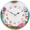 Wall Clock Under The Golden Sun Lomonosov Imperial Porcelain