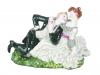 LOVERS Figurine Lomonosov Imperial Porcelain