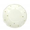 """Lomonosov Porcelain Bone China Porcelain Jam Dish Natasha Eyelets D 4"""""""