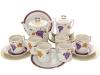 Lomonosov Porcelain Tea Set 6/20 Grapes