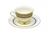 Aisedora Happy Fortune (2) 8.1 oz/240 ml Lomonosov Bone China Tea Set