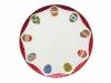 """Easter Porcelain Cake Dish Platter 11.8""""/300 mm Lomonosov Factory"""