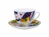 Lomonosov Bone China Porcelain Spring-2 Tea Set 2 pc Bouquet for Julia